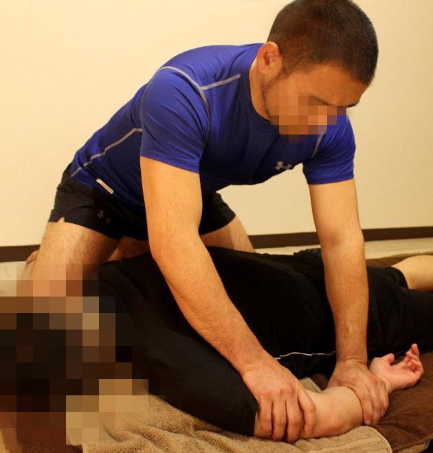 うたたねゲイマッサージ大阪店ゲイマッサージ長嶋大介
